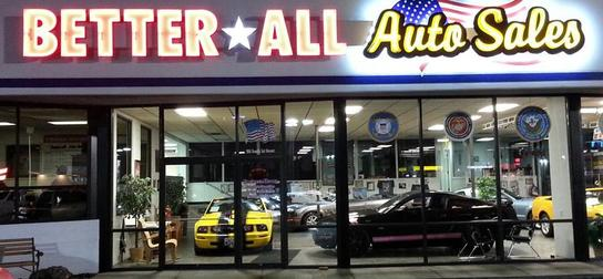 better all auto sales yakima wa 98901 car dealership