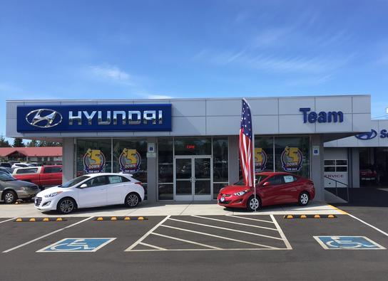 Team Hyundai of Bend