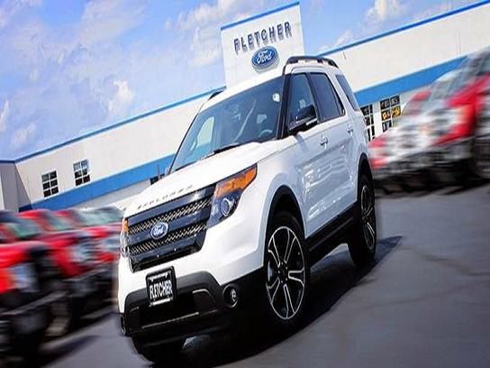 Fletcher Ford Joplin Mo >> Fletcher Ford Lincoln : JOPLIN, MO 64801-8402 Car Dealership, and Auto Financing - Autotrader