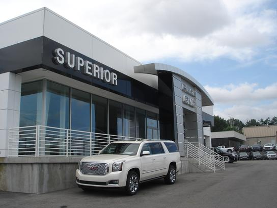 Superior GMC Buick : Fayetteville, AR 72703 Car Dealership ...