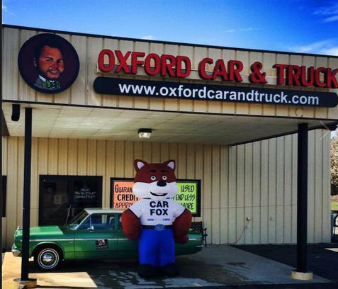 Car Dealers Oxford Nc