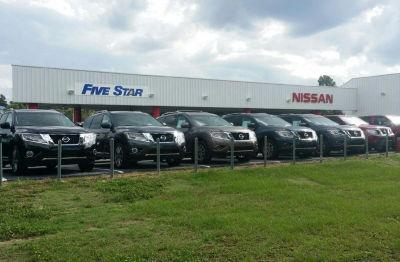 Five Star Nissan Florence 1