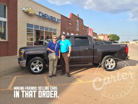 Carter Chevrolet Okarche Ok 73762 9112 Car Dealership