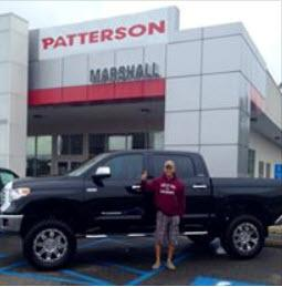 Patterson Toyota of Marshall 1
