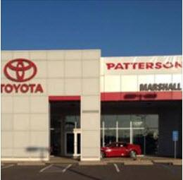 Patterson Toyota of Marshall