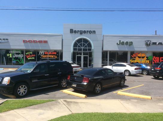 Bergeron Chrysler Dodge Jeep Ram Mopar Srt Car Dealership