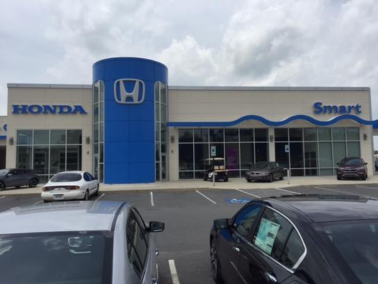 Smart honda white hall ar 71602 6895 car dealership for Honda dealerships in arkansas