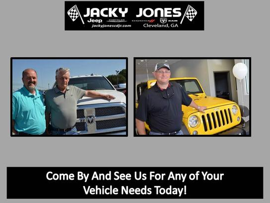 Jacky Jones Chrysler Dodge Jeep RAM : CLEVELAND, GA 30528 ...
