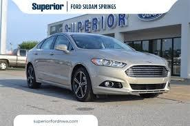 superior ford siloam springs ar 72761 car dealership and auto financing autotrader. Black Bedroom Furniture Sets. Home Design Ideas