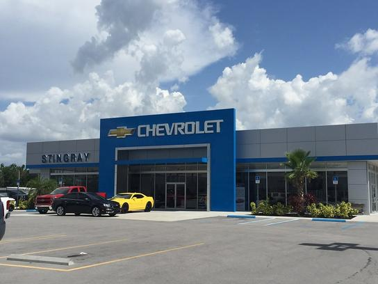 Stingray Chevrolet-Bartow