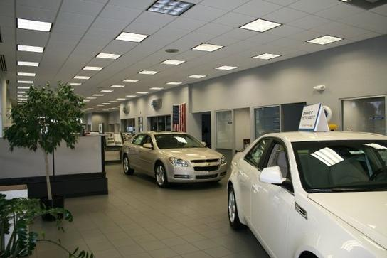 Wayne Thomas Chevrolet Cadillac : Asheboro, NC 27203-8800 Car ...
