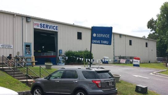 Conway ford conway sc 29526 car dealership and auto for Honda dealership myrtle beach sc