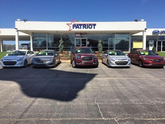 patriot gmc hyundai bartlesville ok 74006 6739 car dealership and auto financing autotrader. Black Bedroom Furniture Sets. Home Design Ideas