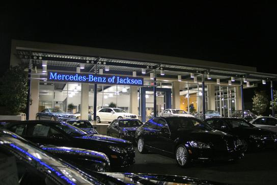 MercedesBenz of Jackson  Jackson MS 392064144 Car Dealership