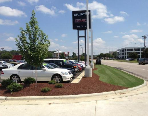 Medlin buick gmc mazda wilson nc 27893 car dealership for Medlin motors wilson nc