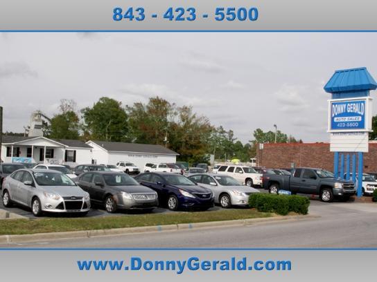 Donny Gerald Auto Sales Marion Sc 29571 6349 Car