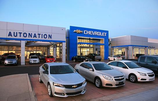 AutoNation Chevrolet Mesa Mesa AZ Car Dealership And - Chevrolet dealer mesa az
