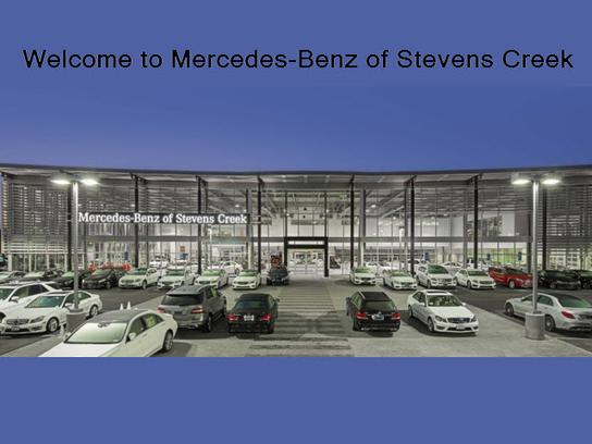 Mercedes-Benz of Stevens Creek 3