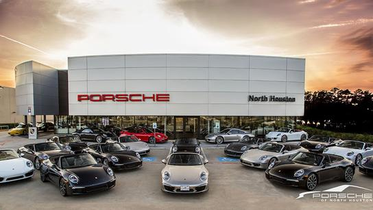 Porsche of North Houston 1
