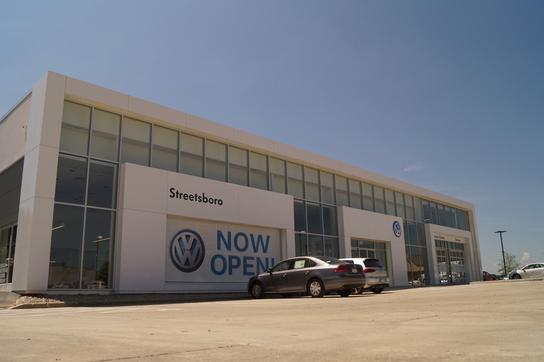 Volkswagen Of Streetsboro Streetsboro Oh 44241 Car