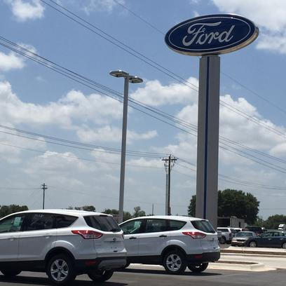 Griffith Ford of San Marcos 3