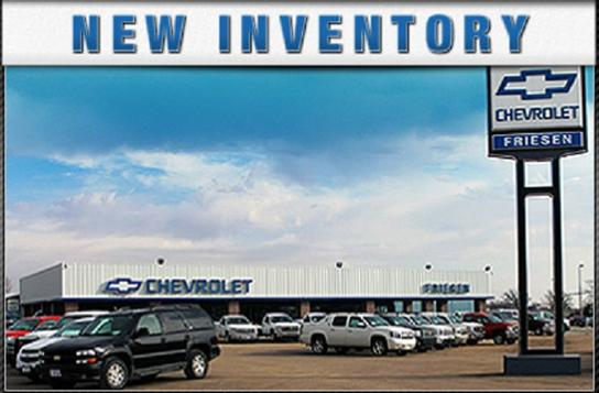 Friesen Chevrolet Inc