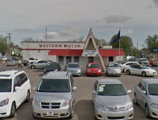 Western Motor Company Garden City KS 67846 Car Dealership and