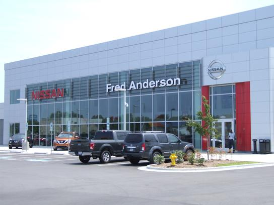 Fred Anderson Nissan of Fayetteville 1