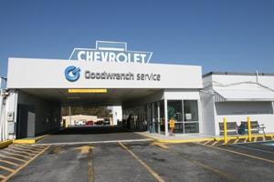 Used Car Dealerships In Savannah Ga >> Dan Vaden Chevrolet Cadillac : SAVANNAH, GA 31406-4513 Car ...