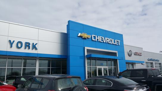 York Chevrolet Buick GMC : Greencastle, IN 46135 Car Dealership, and