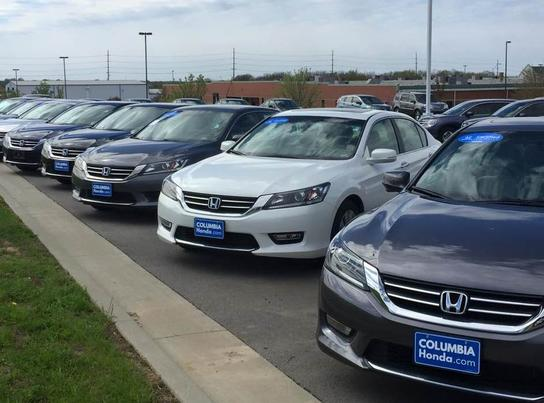 Columbia honda car dealership in columbia mo 65202 2325 for Honda dealer columbia mo
