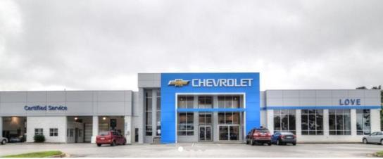 Love Chevrolet