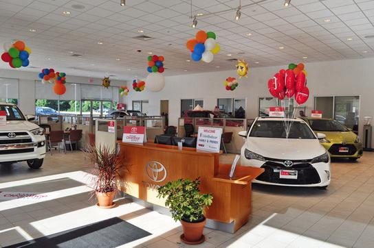 DCH Wappingers Falls Toyota 3