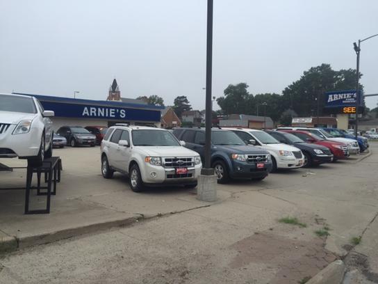Arnies Ford : Wayne, NE 68787-2038 Car Dealership, and ...