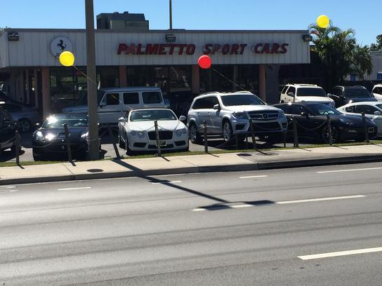 Palmetto Sports Cars Miami