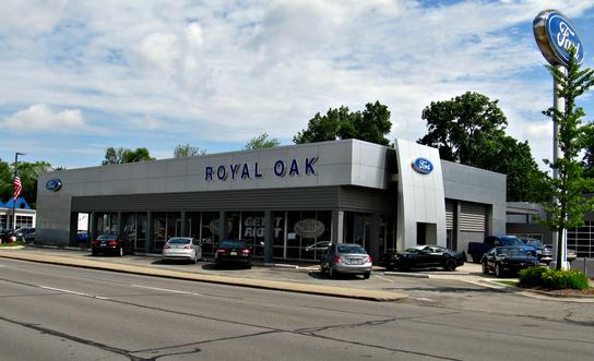 Royal Oak Ford (New)