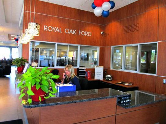 Royal Oak Ford (New) 3