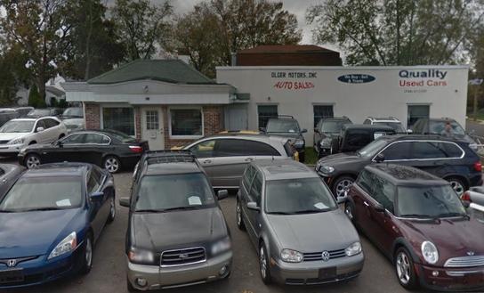 Olger Motors car dealership in Woodbridge NJ