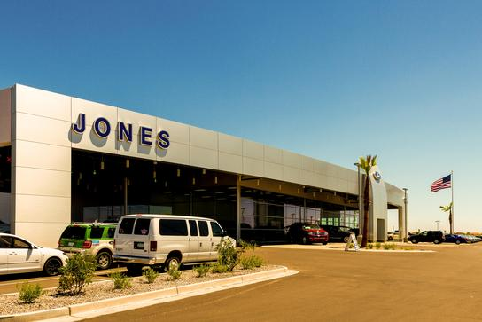 Ford Jones Buckeye >> Jones Ford Buckeye Buckeye Az 85326 Car Dealership And Auto