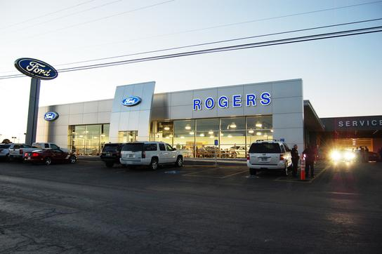 Rogers Ford Midland Tx Used Cars