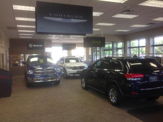 Chilson Chrysler Dodge Jeep RAM LLC : CHIPPEWA FALLS, WI ...