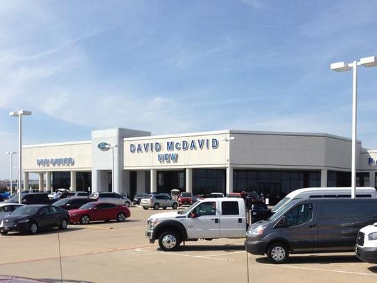 Ford Fort Worth >> Mcdavid Ford Fort Worth Fort Worth Tx 76108 2698 Car Dealership