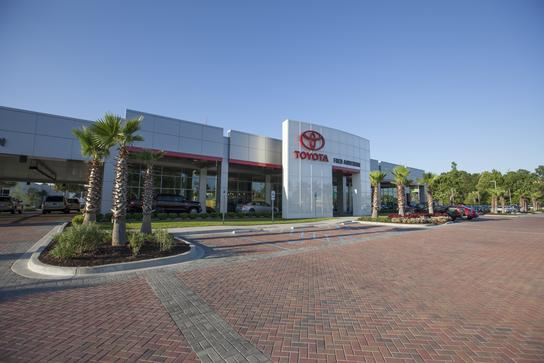 Fred Anderson Toyota Charleston Sc Service >> Fred Anderson Toyota of Charleston on Savannah Hwy : Charleston, SC 29414-5300 Car Dealership ...
