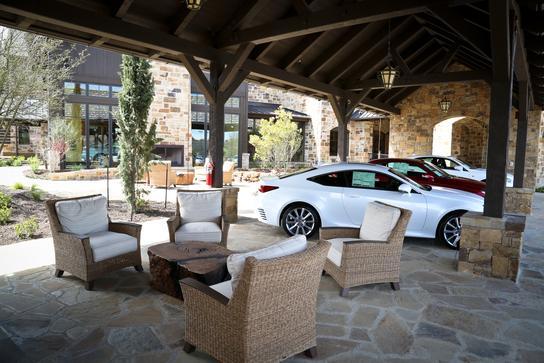 North Park Lexus at Dominion : SAN ANTONIO, TX 78257 Car ...
