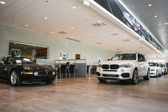 Hendrick BMW Northlake  Charlotte NC 28269 Car Dealership and