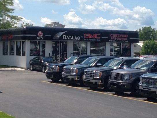 Ballas Used Car Dealership