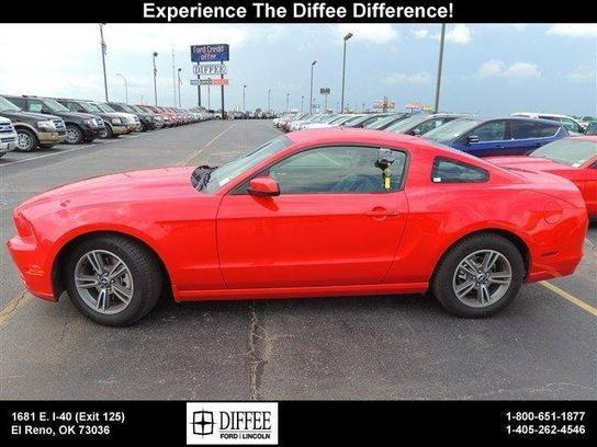 Diffee ford lincoln el reno ok 73036 car dealership for Diffee motor cars south