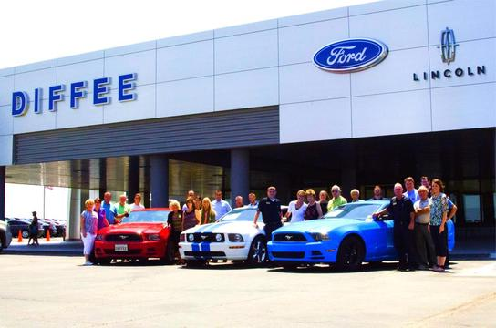 Diffee Ford Lincoln El Reno Ok 73036 Car Dealership
