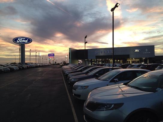 Diffee ford lincoln el reno ok 73036 car dealership for Diffee motors el reno