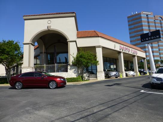 North Park Lincoln San Antonio Tx 78216 Car Dealership